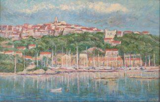 Porto-Vecchio vue du port